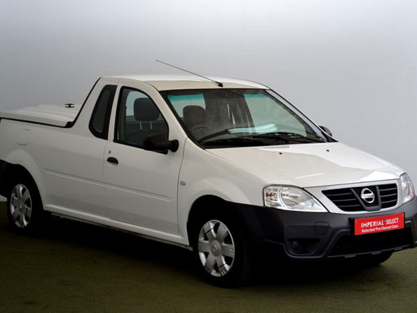 2015 Nissan NP200 1.5 Dci  Ac Safety Pack Pu Sc  Western Cape Milnerton_0