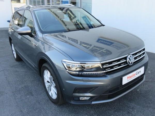2018 Volkswagen Tiguan Allspace  2.0 TSI Comfortline 4MOT DSG 132KW Eastern Cape Port Elizabeth_0