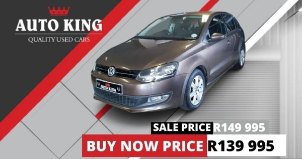 2012 Volkswagen Polo 1.4 Comfortline 5dr  Western Cape Cape Town_0