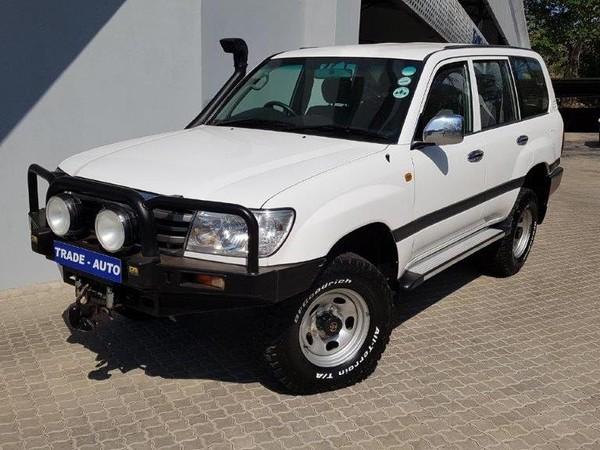 2006 Toyota Land Cruiser 100 GX 4.5P Manual Petrol Mpumalanga Nelspruit_0