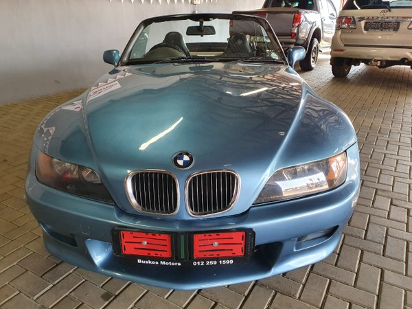 1997 BMW Z3 Roadster 2.8i e367  North West Province Hartbeespoort_0