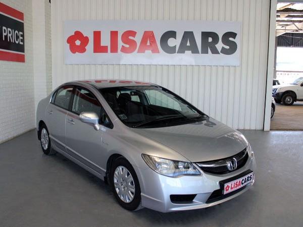 2011 Honda Civic 1.8 Exi At  Gauteng Johannesburg_0