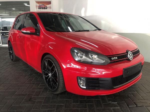 2012 Volkswagen Golf Vi Gti 2.0 Tsi Dsg  Limpopo Tzaneen_0