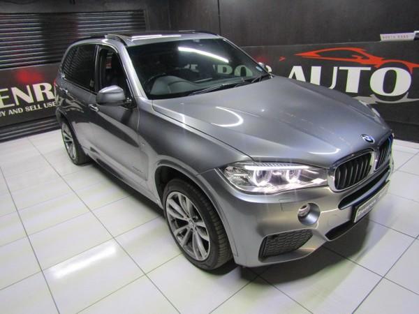 2014 BMW X5 Xdrive30d M-sport At  Gauteng Boksburg_0