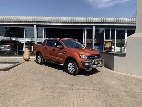 2014 Ford Ranger 3.2tdci Wildtrak Bakkie Double cab Mpumalanga Delmas_0