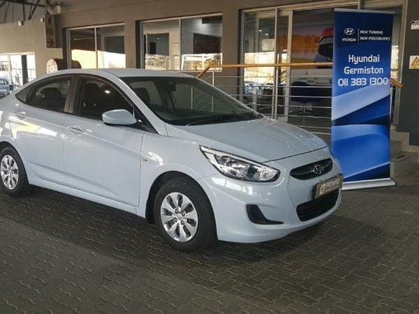 2017 Hyundai Accent 1.6 Motion Gauteng Germiston_0