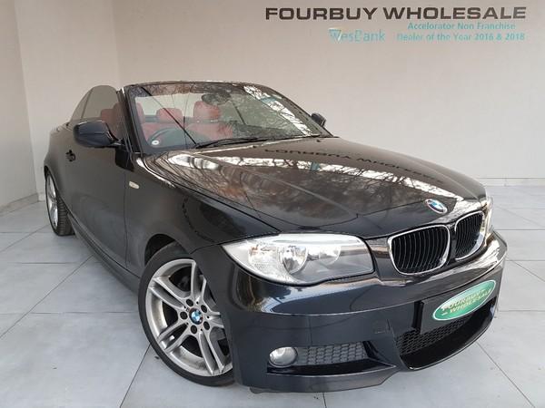 2011 BMW 1 Series 120i Convert Sport At  Gauteng Four Ways_0