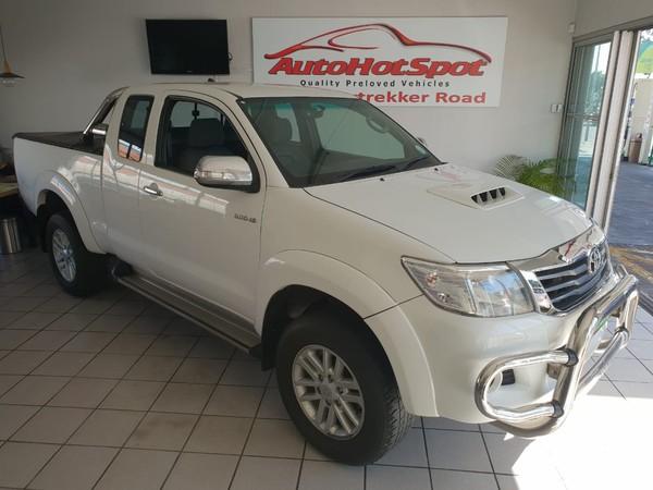 2014 Toyota Hilux 3.0d-4d Raider Xtra Cab Pu Sc  Western Cape Parow_0