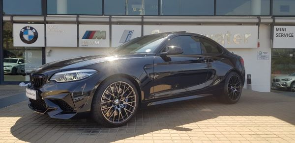 2018 BMW M2 Coupe M-DCT Competition F87 Gauteng Roodepoort_0
