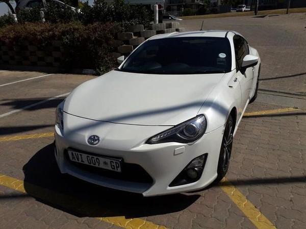 2013 Toyota 86 2.0 High At  Gauteng Sandton_0