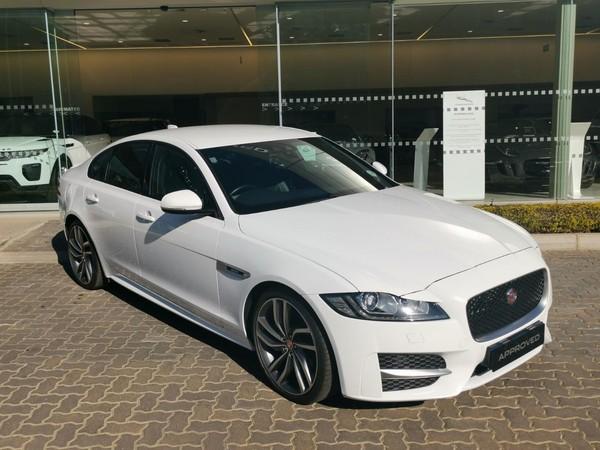 2018 Jaguar XF 2.0 D R Sport Gauteng Bedfordview_0