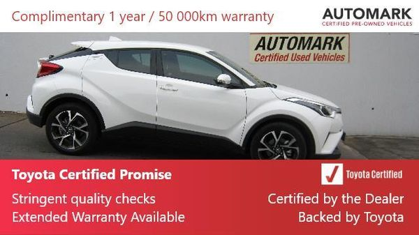 2019 Toyota C-HR 1.2T Plus CVT Kwazulu Natal Stanger_0