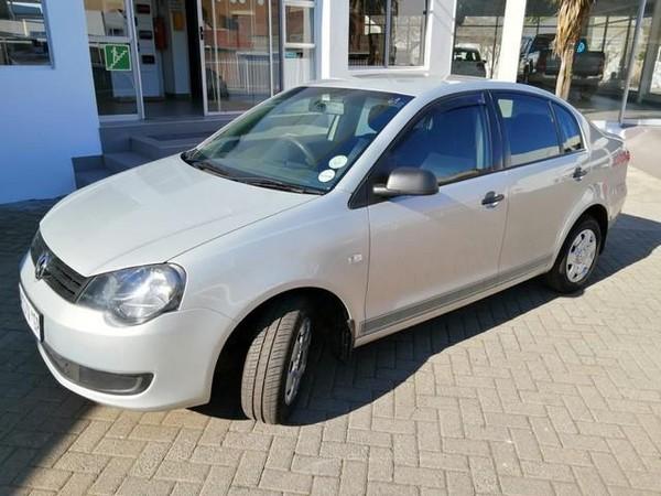 2010 Volkswagen Polo Vivo 1.6 Trendline Free State Kroonstad_0