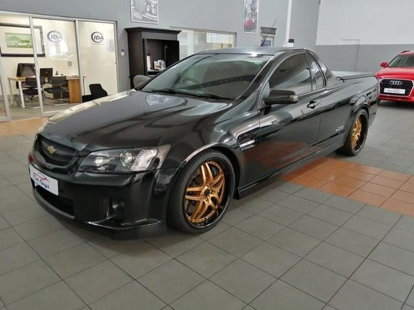 2010 Chevrolet Lumina Ss 6.0 Ute Pu Sc  Kwazulu Natal Durban_0
