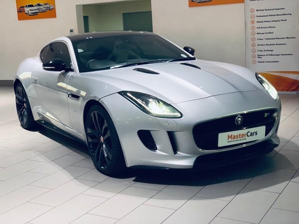 2016 Jaguar F-TYPE R 5.0 V8 SC Coupe Gauteng Randburg_0