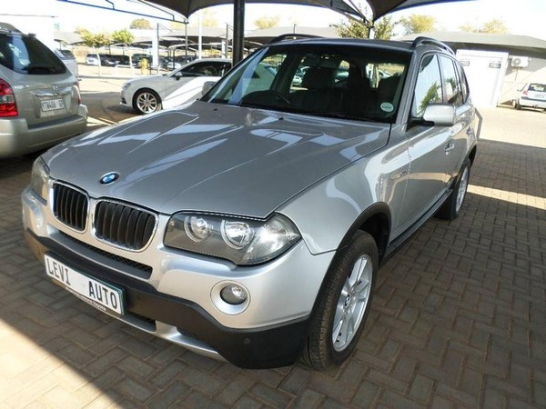 2008 BMW X3 Xdrive20d M-sport At  Gauteng Pretoria_0