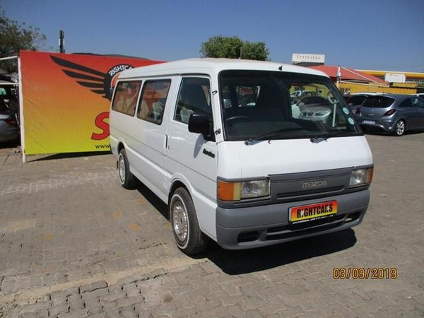 2000 Mazda Marathon Panel Van Fc Pv  Gauteng North Riding_0