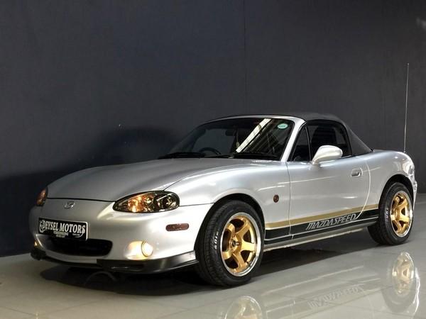 2005 Mazda MX-5 1.8i  Gauteng Vereeniging_0