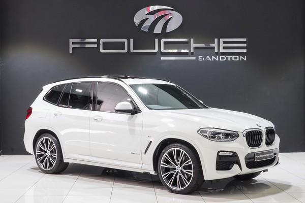 2018 BMW X3 xDRIVE 20d G01 Gauteng Sandton_0
