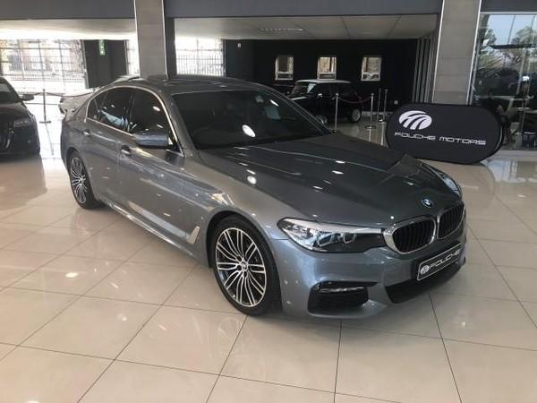 2018 BMW 5 Series 520d Auto Gauteng Vanderbijlpark_0