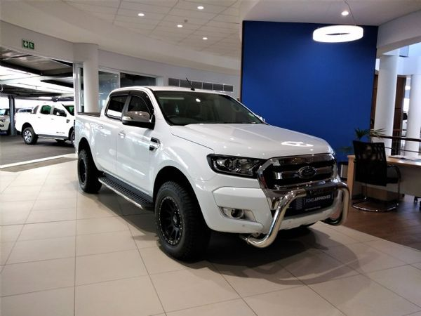2019 Ford Ranger 3.2TDCi XLT Double Cab Bakkie Kwazulu Natal Mount Edgecombe_0