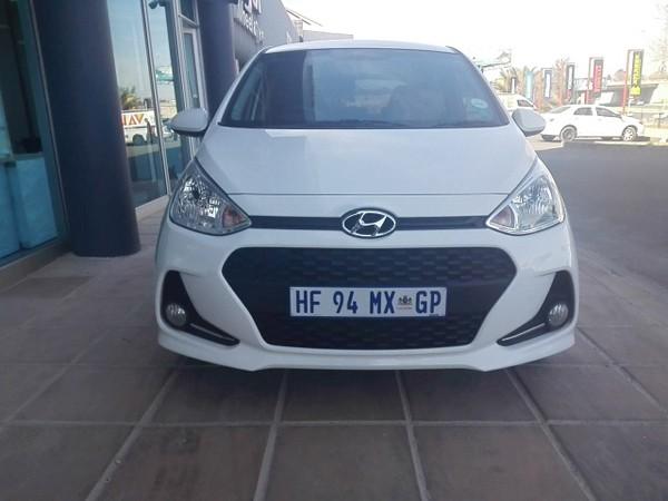 2018 Hyundai Grand i10 1.0 Motion Gauteng Sandton_0