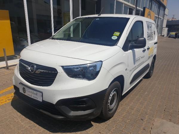 2019 Opel Combo Cargo 1.6TD FC PV Gauteng Alberton_0