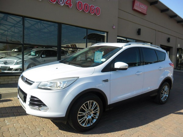 2013 Ford Kuga 1.6 Ecoboost Trend North West Province Rustenburg_0