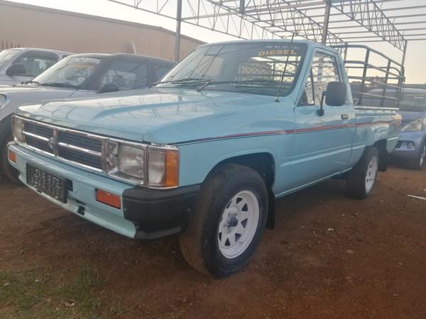 1986 Toyota Hilux 2400 Diesel Pu Sc  Mpumalanga Mpumalanga_0