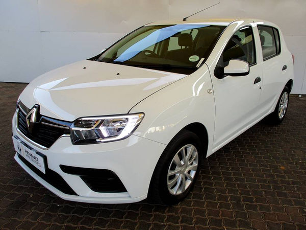 2018 Renault Sandero 900 T expression Gauteng Randburg_0
