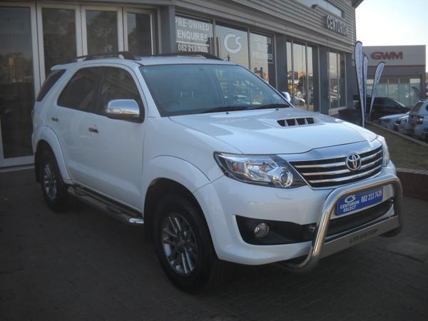 2013 Toyota Fortuner 3.0d-4d 4x4 At  Gauteng Centurion_0