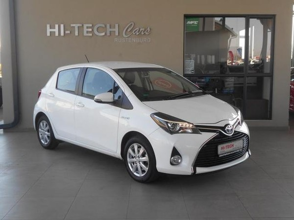 2015 Toyota Yaris 1.5 Hsd Xs 5dr hybrid At with 55000kms North West Province Rustenburg_0