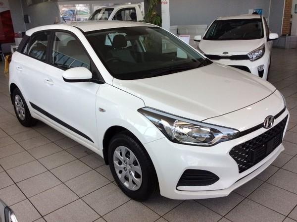 2018 Hyundai i20 1.2 Motion Mpumalanga Mpumalanga_0