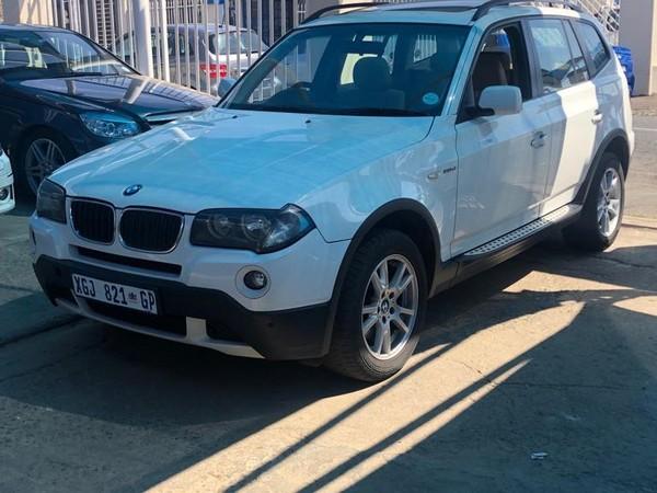 2008 BMW X3 2.0d  Gauteng Rosettenville_0