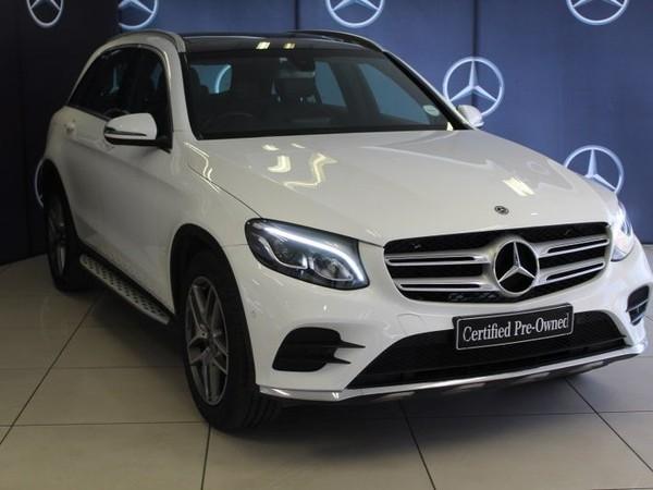 2018 Mercedes-Benz GLC 250 AMG Gauteng Sandton_0