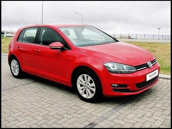 2017 Volkswagen Golf Vii 2.0 Tdi Comfortline  Western Cape George_0