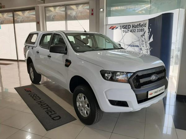 2018 Ford Ranger 2.2TDCi XL 4X4 Auto Double Cab Bakkie Gauteng Hatfield_0
