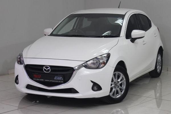 2016 Mazda 2 1.5 Dynamic 5-Door Gauteng Nigel_0