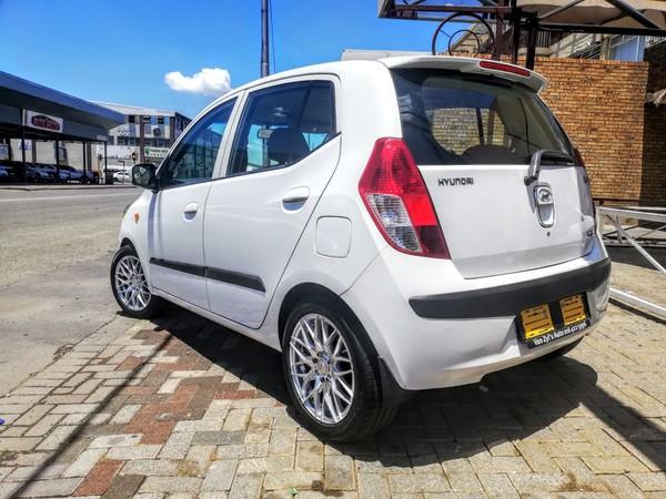 2010 Hyundai i10 1.2 Gls  Gauteng Vereeniging_0