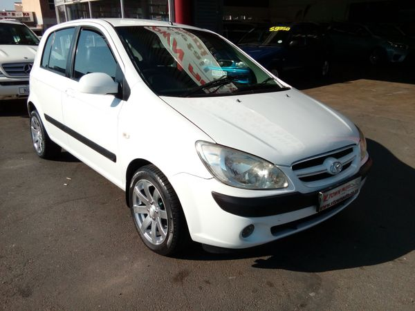 2006 Hyundai Getz 1.6 At Perfect Run Around Vehicle Kwazulu Natal Durban_0