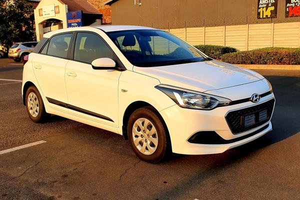 2016 Hyundai i20 1.2 Motion Gauteng Waterkloof_0