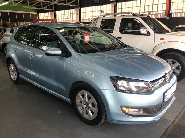 2014 Volkswagen Polo 1.2 Tdi Bluemotion 5dr  Free State Bloemfontein_0