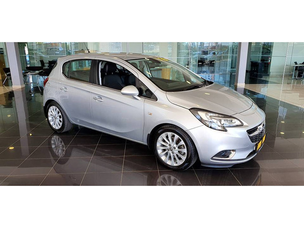 2016 Opel Corsa 1.0T Cosmo 5-Door North West Province Klerksdorp_0