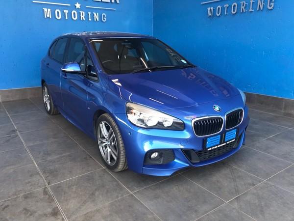 2015 BMW 2 Series 220d M Sport Active Tourer Gauteng Pretoria_0