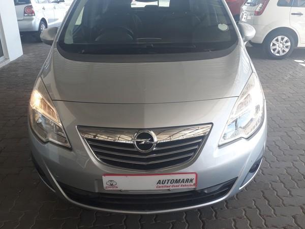 2012 Opel Meriva 1.4t Enjoy  Free State Ladybrand_0