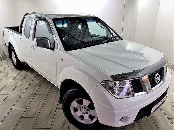 2014 Nissan Navara 2.5 Dci  Xe Kcab Pu Sc  Free State Bloemfontein_0