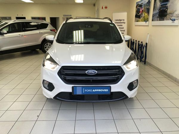 2019 Ford Kuga 2.0 TDCI Titanium AWD Powershift Western Cape Citrusdal_0