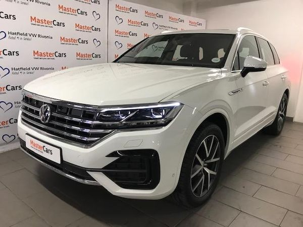 2019 Volkswagen Touareg 3.0 TDI V6 Luxury Gauteng Sandton_0