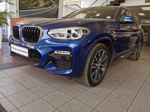 2019 BMW X4 xDRIVE20d M Sport Gauteng Boksburg_0