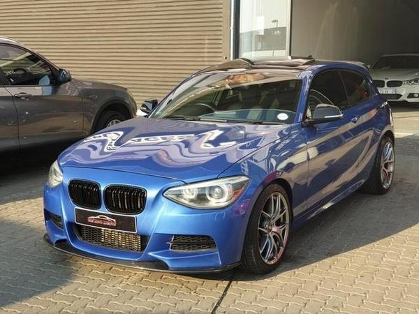 2013 BMW 1 Series M135i 3dr At f21  Gauteng Sandton_0